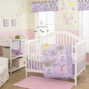 Belle Lulu 10 Piece Baby Bedding Set