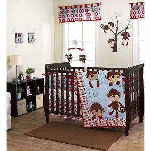 Belle Max 11 Piece Baby Bedding Set