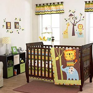 Belle Zuzu 11 piece baby bedding sets