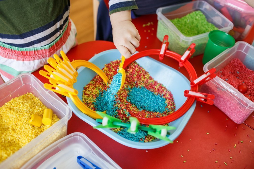 Sensory Activities For Busy 2-Year-Olds Sensory Bins