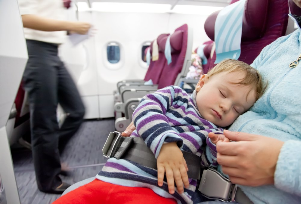 How To Plan For A Long Flight With A Toddler Comfortable Clothing