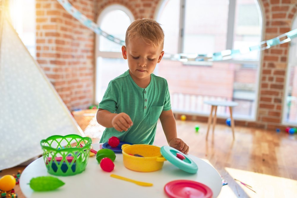 Read About Sensory Activities For 2-Year-Olds