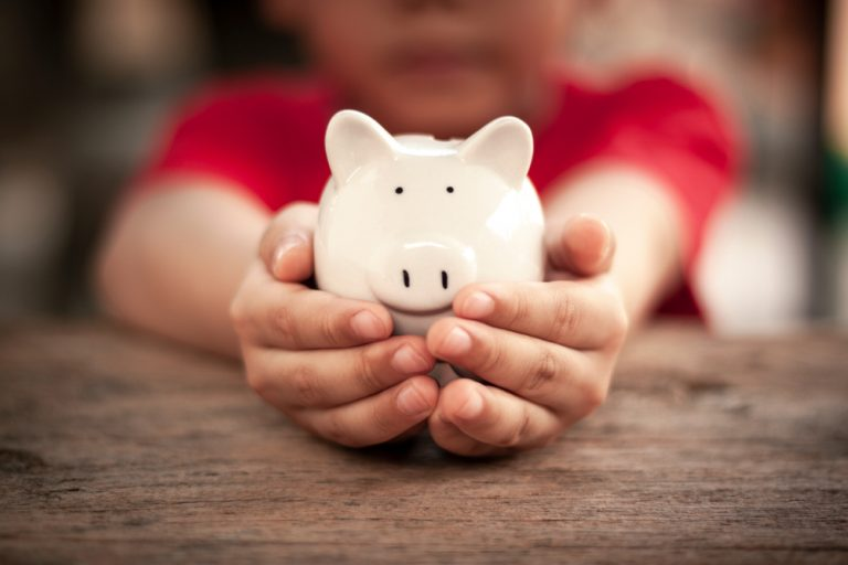 Teaching Your Child To Save Money