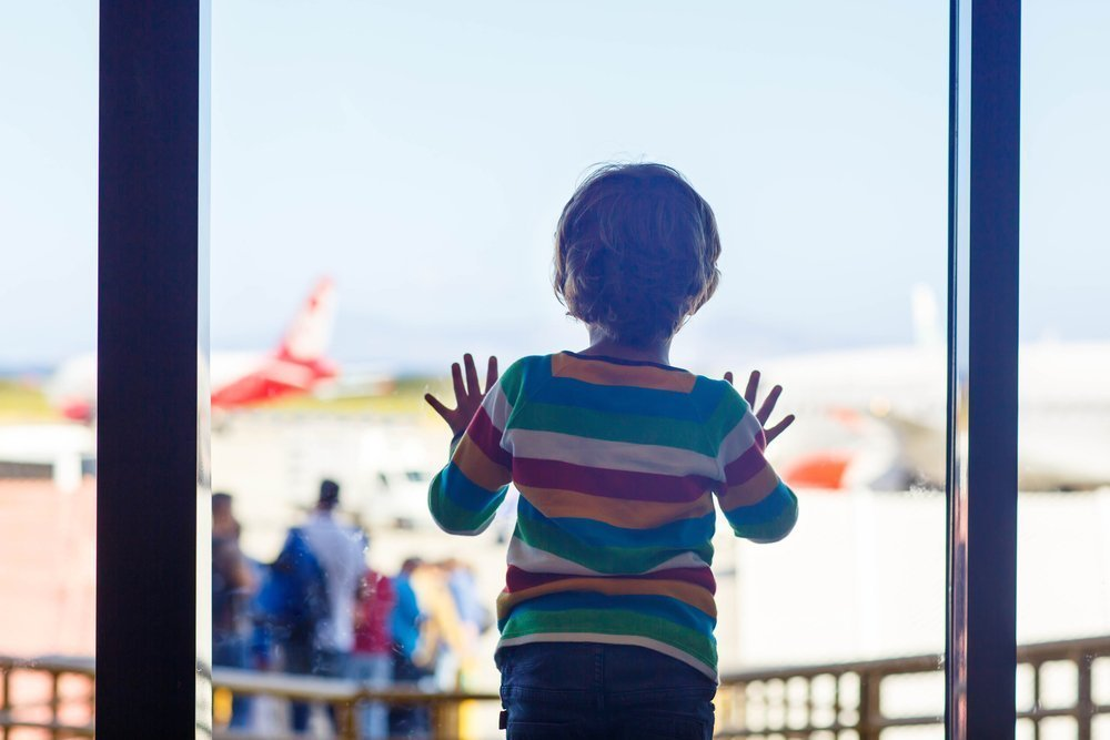How To Plan For A Long Flight With A Toddler