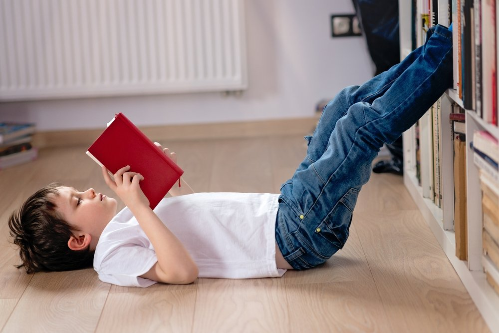 How To Get Your Kids To Love Reading - Don't Push