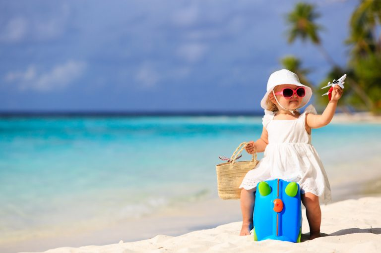 Essential Items For Travelling With A Toddler