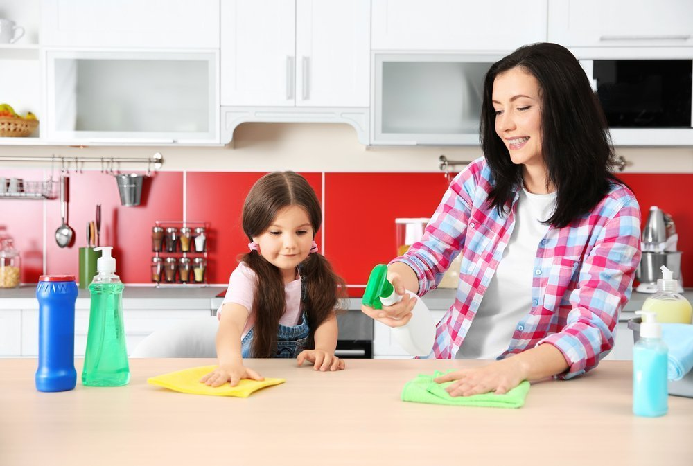 Constantly Cleaning? How To Organize Your Home! Power Clean