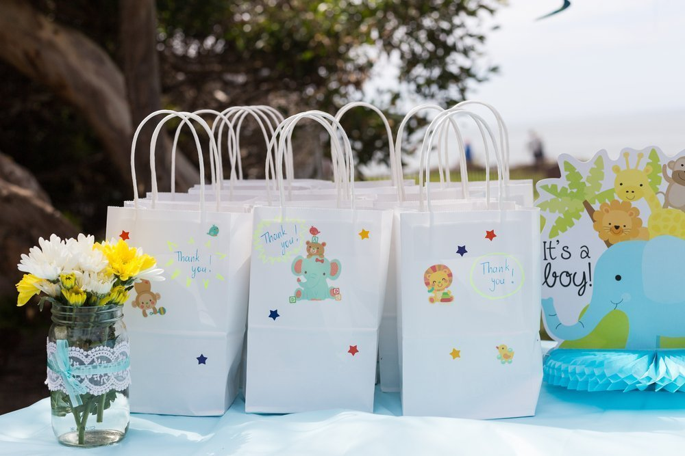 Great Ideas For Baby Shower Parties - Take It Outdoors