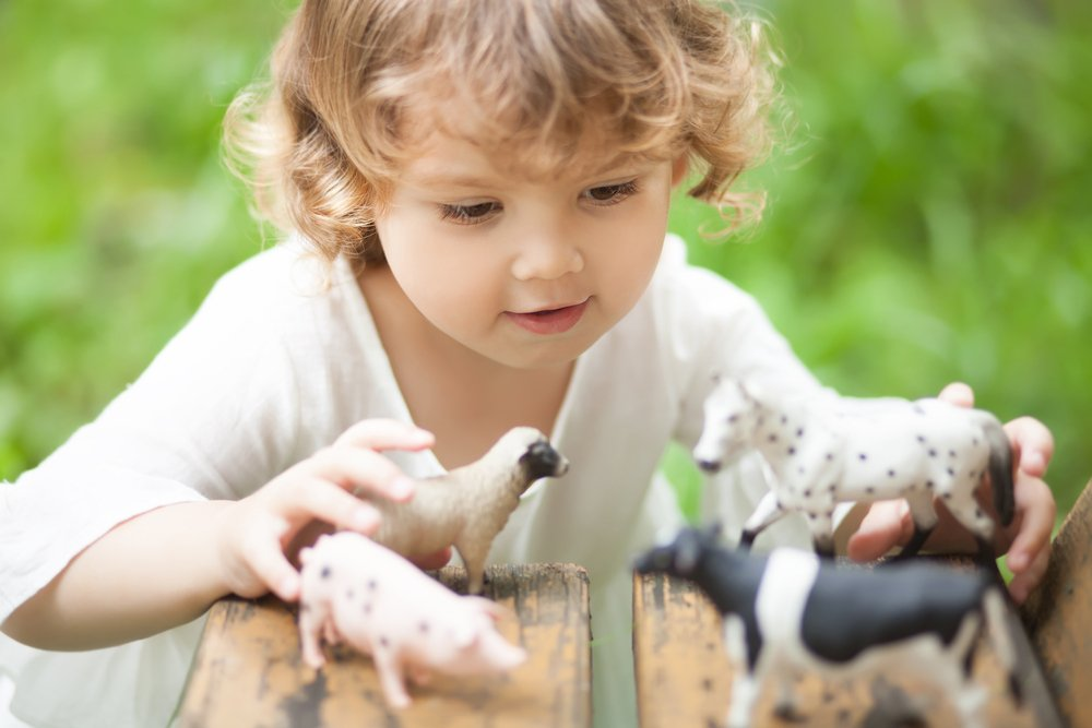 Sensory Activities For Busy 2-Year-Olds Animal Farm