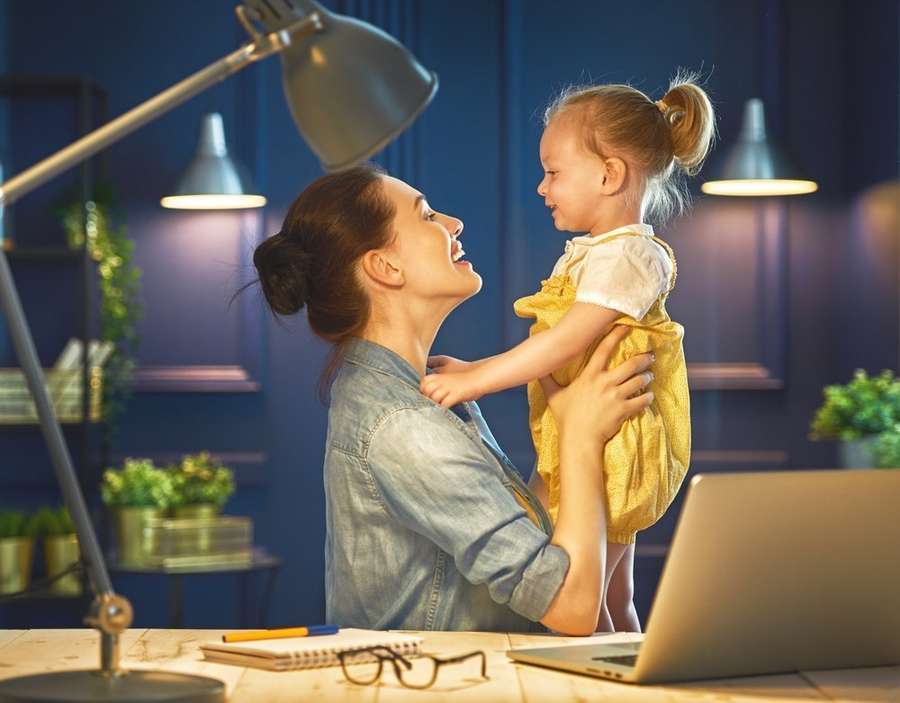 Balancing A Career And A Family As A Working Mum