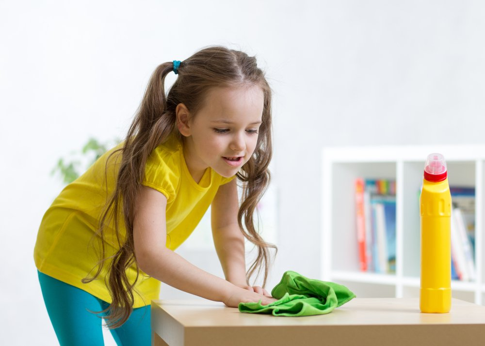 Age Appropriate Household Chores