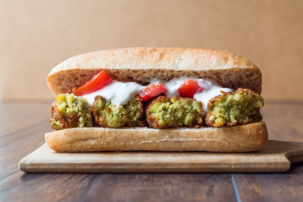 Meat-Free Monday Ideas The Whole Family Will Love Falafel Subs