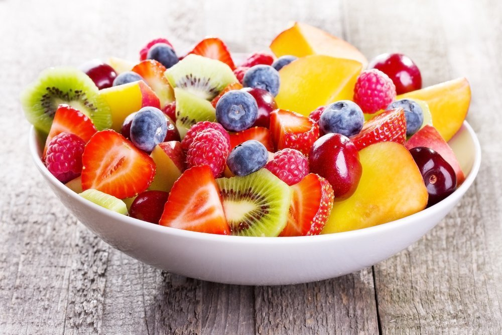 Easy and Delicious Family Picnic Snacks - Fruit Salad