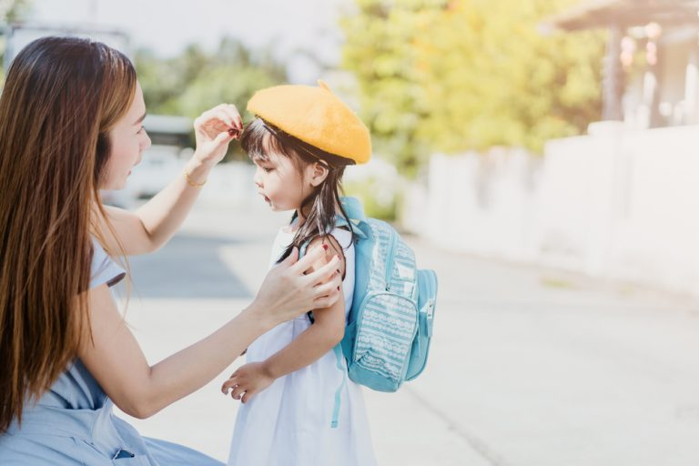Dealing With Your Child's Separation Anxiety