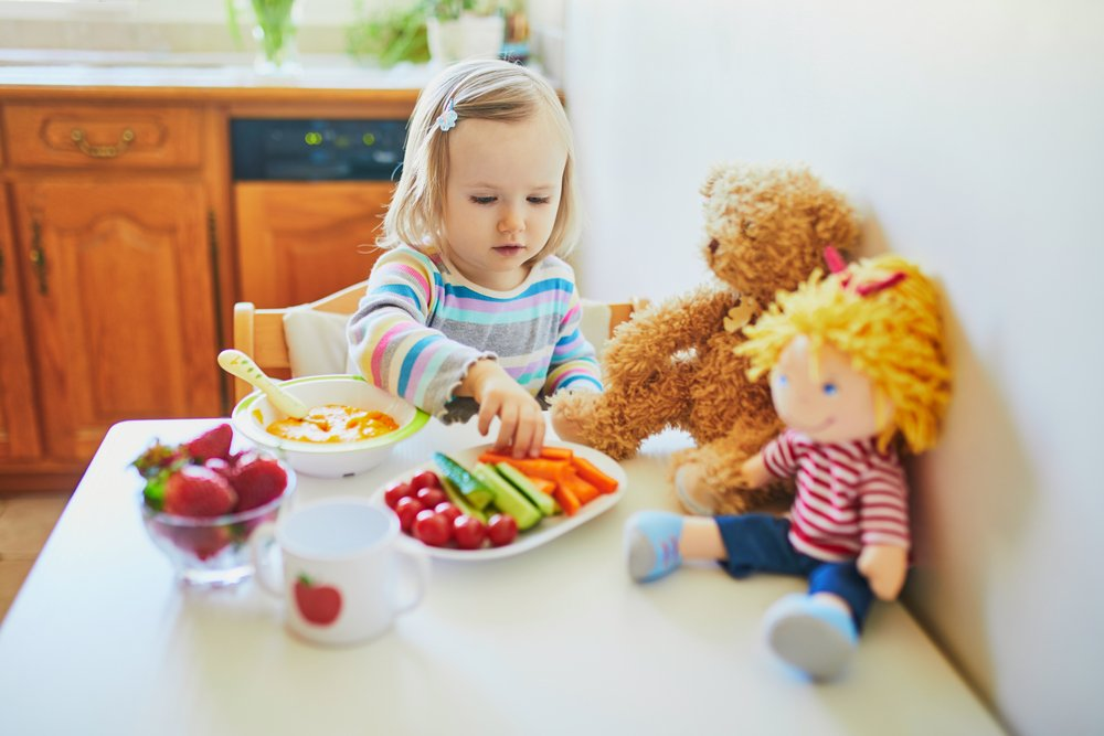 How To Deal With A Picky Eater Try New Foods In Different Ways