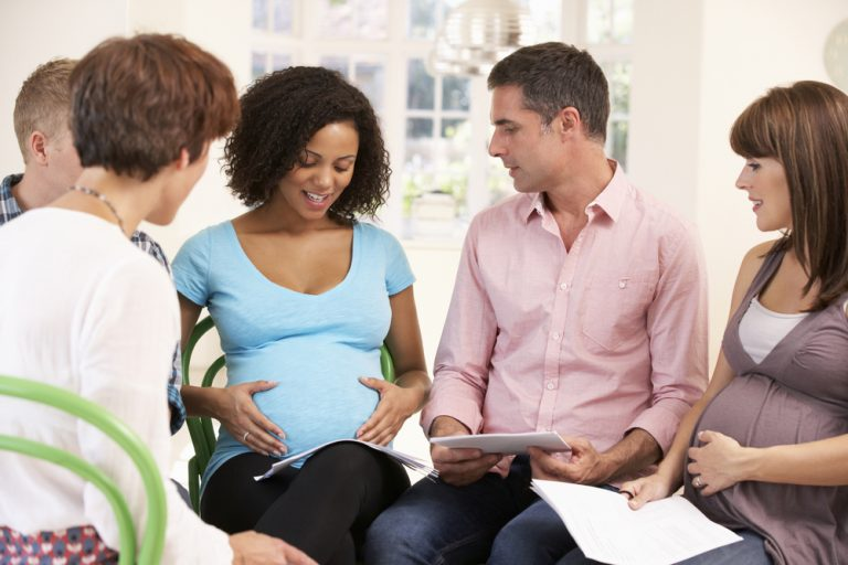 Should You Take An Antenatal Class?