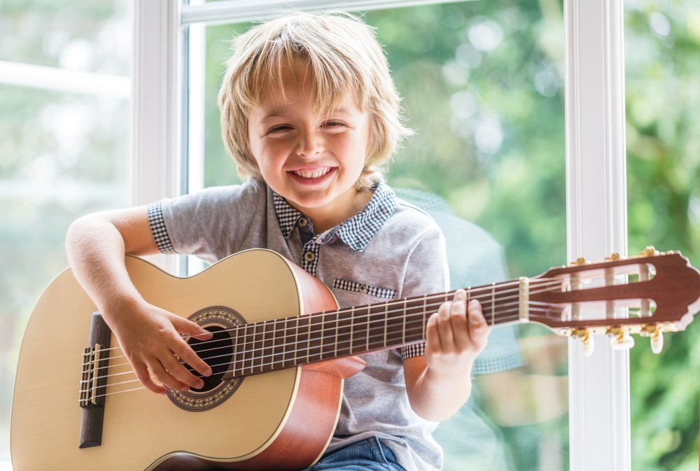 Why Your Child Should Learn To Play An Instrument