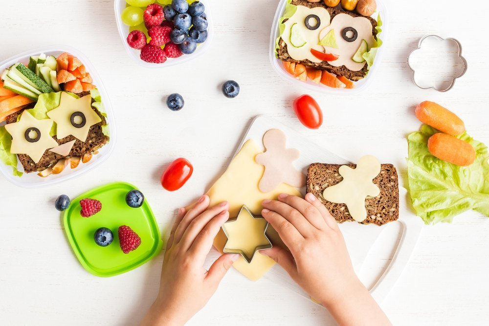 Tips To Pack Healthy School Lunches Make Healthy Foods Fun