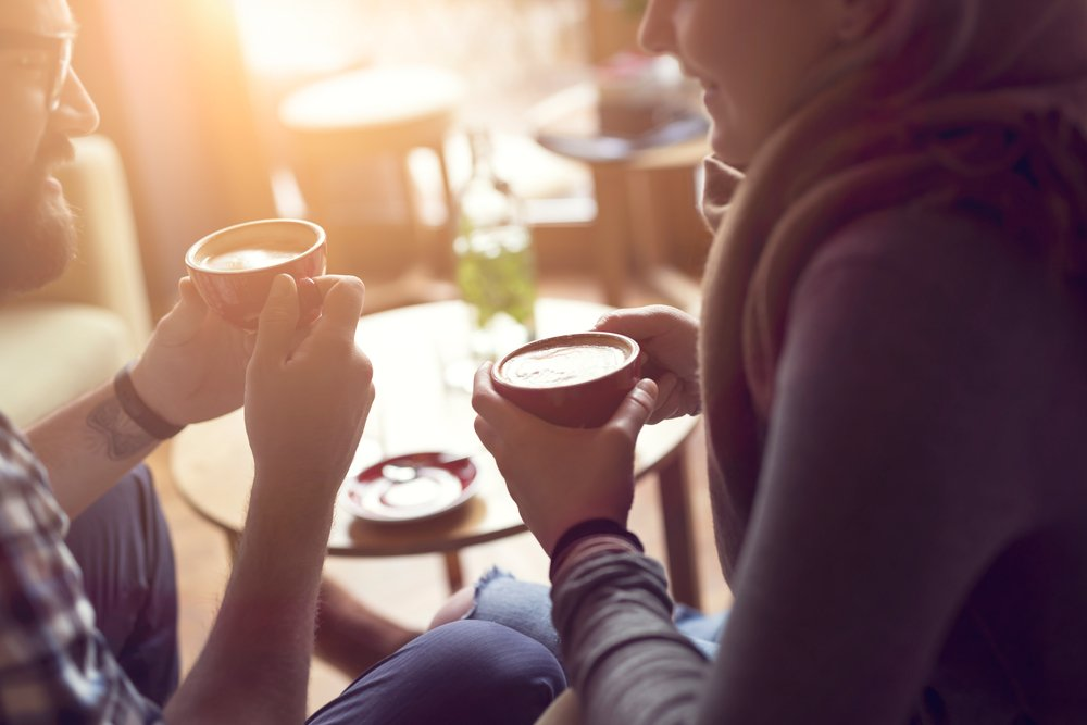 Budget Date Night Ideas Coffee Date