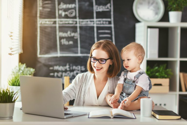 How To Earn Money As A Stay At Home Mom