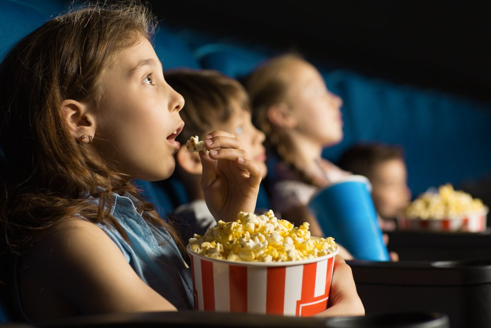 Ideas For Family Outings During Winter Go To The Movies