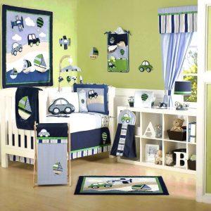 Kidsline Cambridge Baby Bedding Set