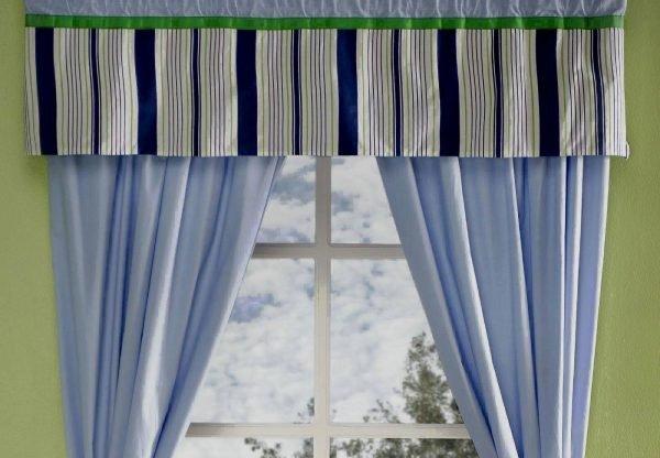 Kidsline Cambridge Baby Bedding Set Curtains
