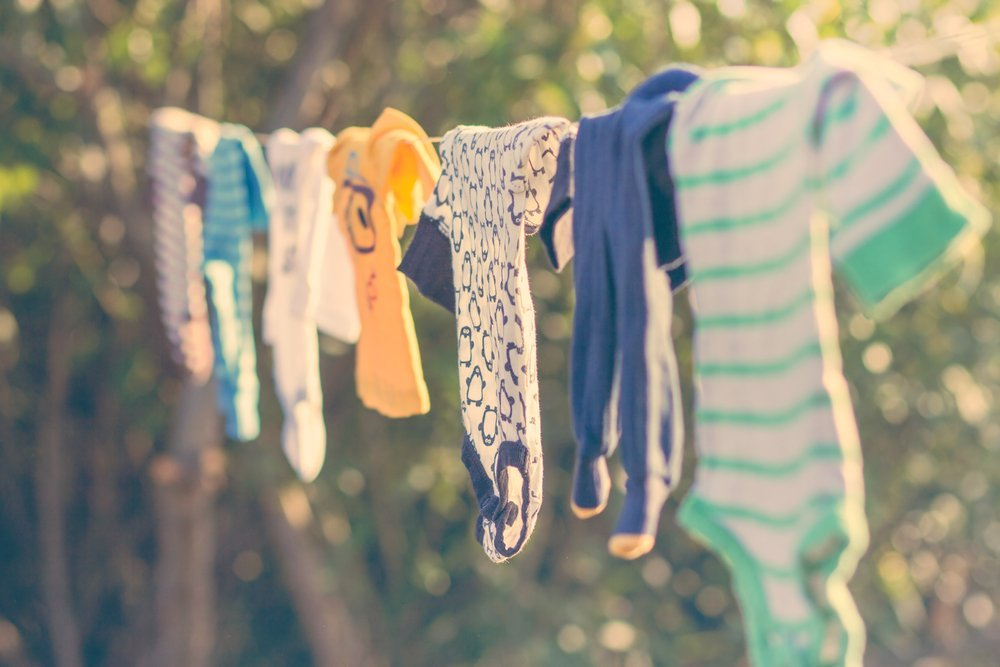 Do Not Hang Washing On The Line