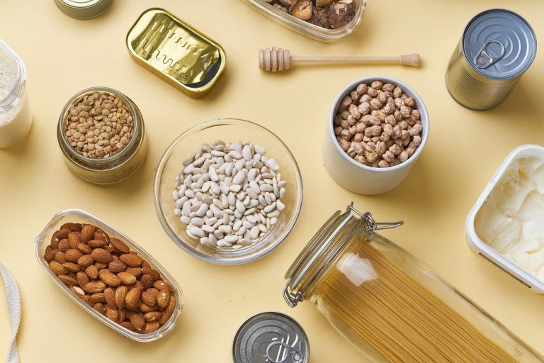 Pantry Items You Should Buy In Bulk To Save Money