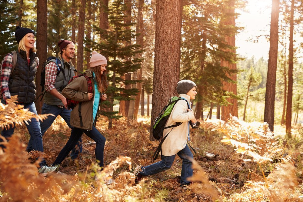 5 Ways To Boost Your Family's Immune System Do Some Exercise