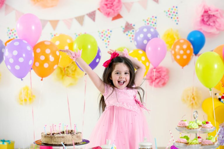 How You Can Help Make Your Child's Birthday Special During Lockdown