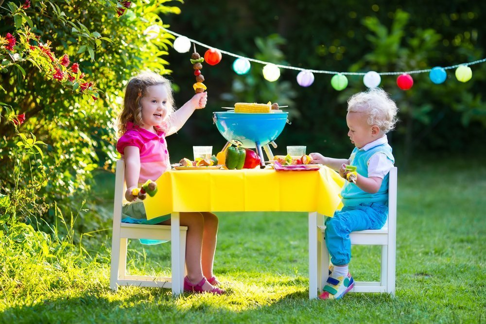 How You Can Help Make Your Child's Birthday Special During Lockdown Have A Picnic