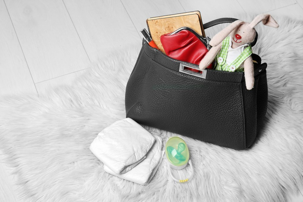 Unique Gifts For A Pregnant Mum Diaper Clutch
