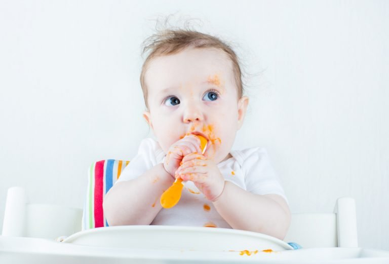 How Do I Know My Baby Is Ready For Solids?