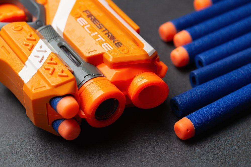 Nerf Target Shooting