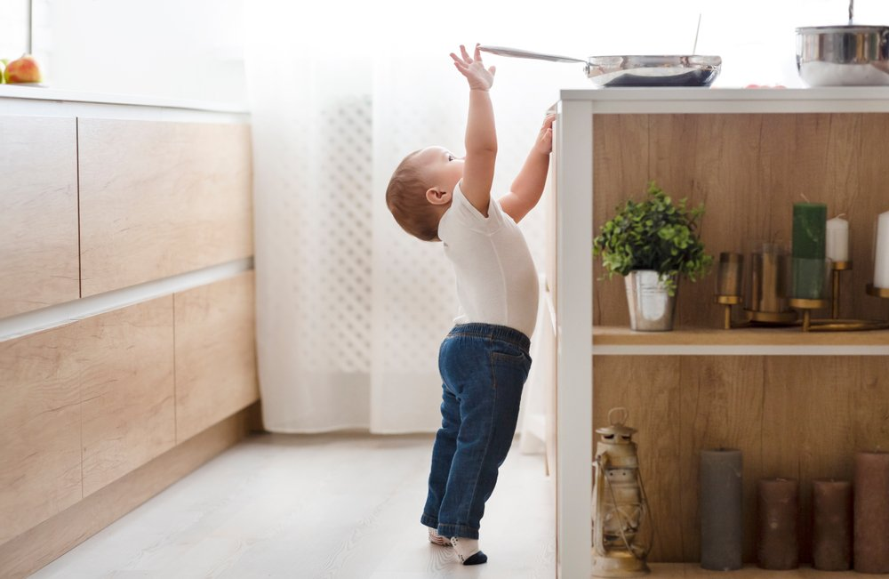 Babyproofing Is Over – 12 Ways To Toddler-Proof Your Home Things To Remember When Toddler-Proofing