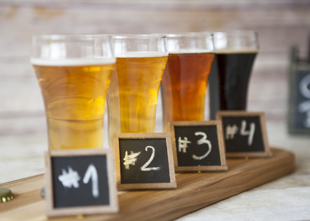 The Best Ways To Celebrate Father's Day This Year Have An At-Home Beer Tasting