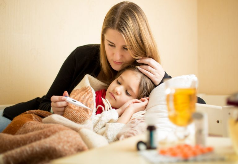 The Best Tips For Mums With Sick Kids