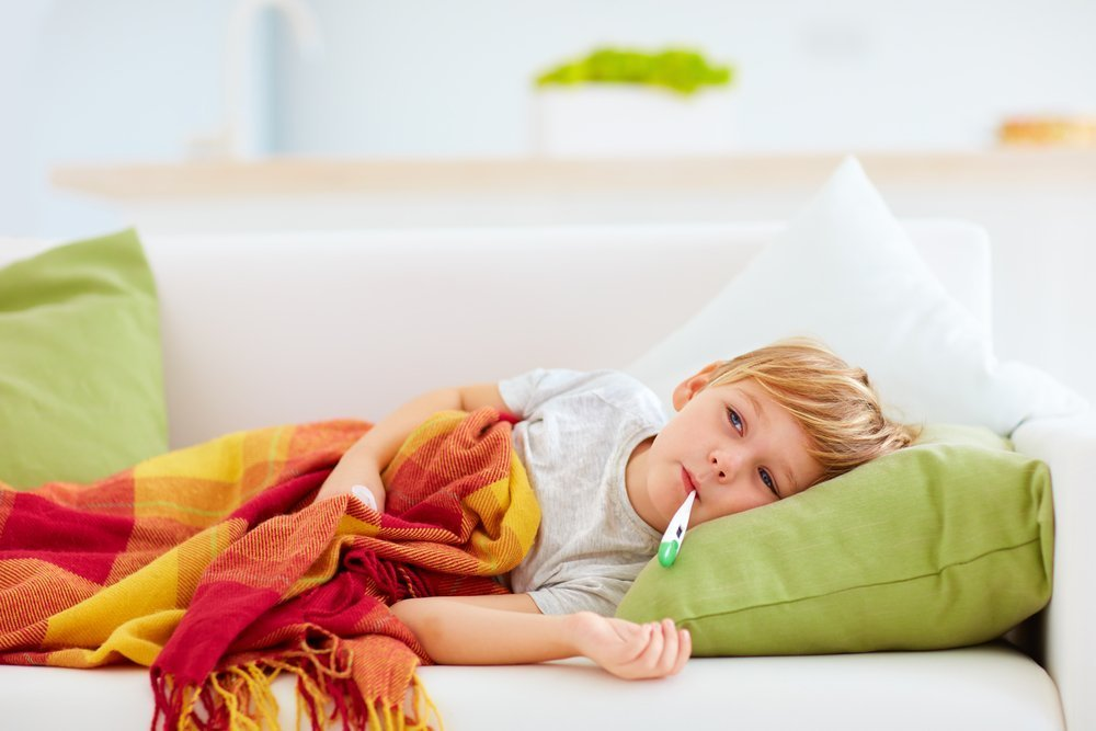 The Best Tips For Mums With Sick Kids Don't Worry About Too Much TV
