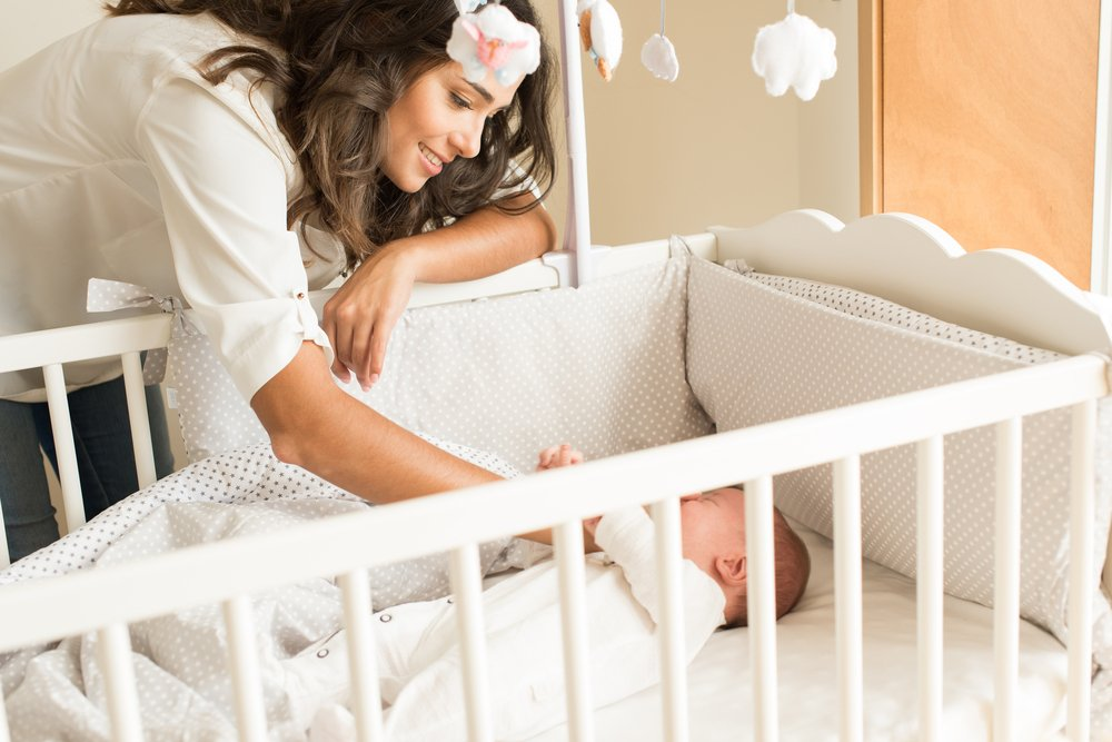 Techniques To Help Your Baby Self-Soothe Acknowledge Your Baby In Their Crib