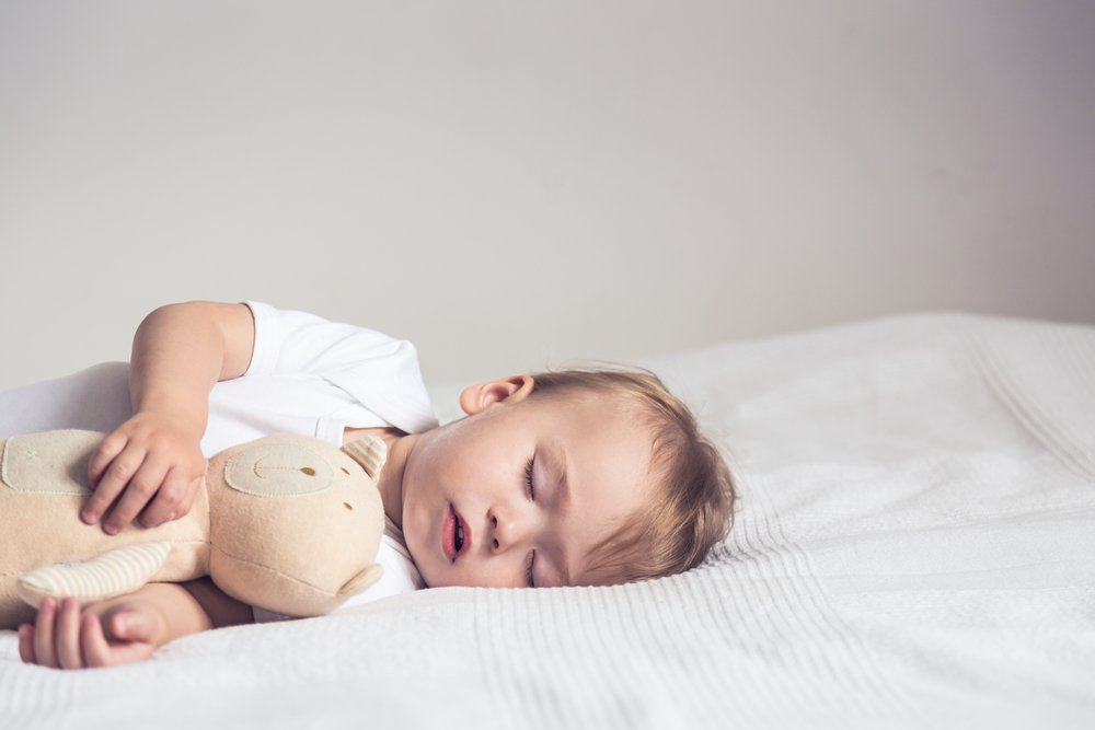 Techniques To Help Your Baby Self-Soothe Give Your Baby A Security Object