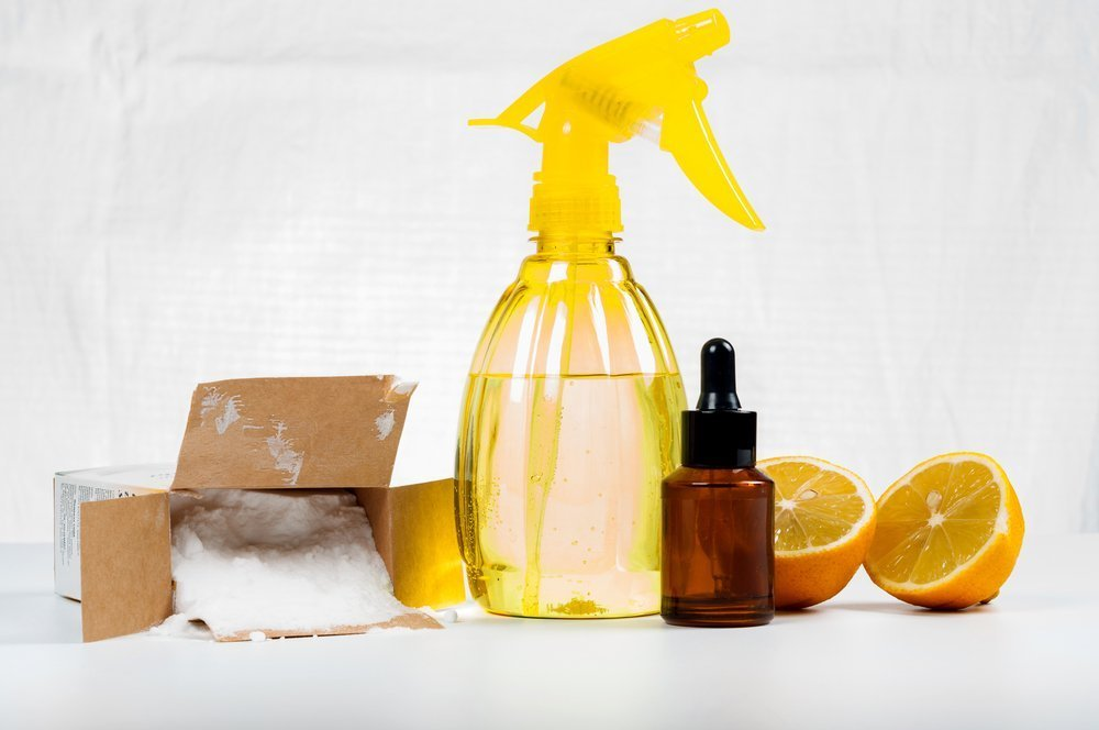 Vinegar Hacks To Keep Your Home Sparkling All-Purpose Cleaner