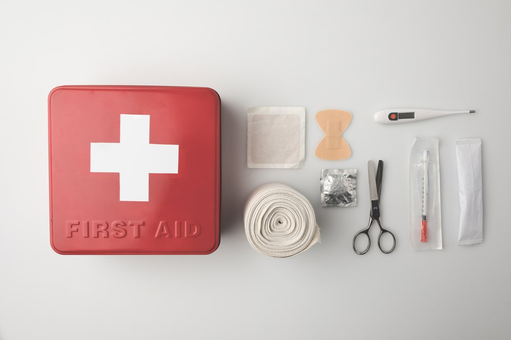 Once Your First Aid Kit Is Stocked