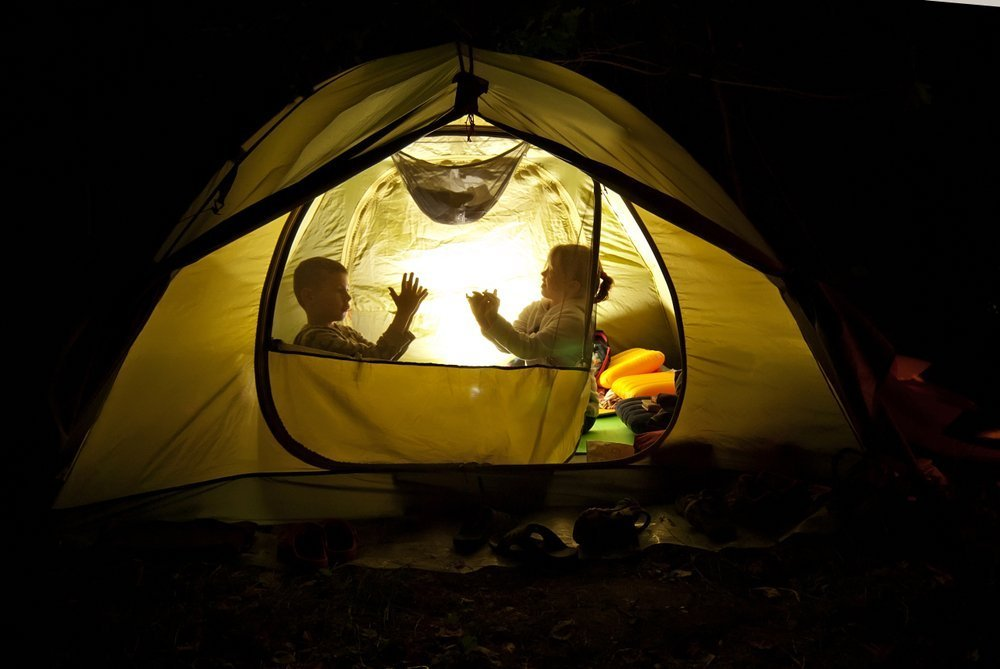 Fun Ideas For Family Night At Home Backyard Camping