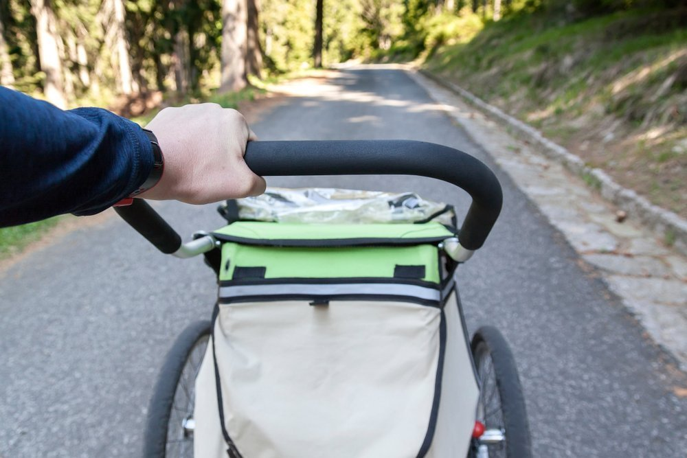 The Best Push Presents For New Dads Jogging Stroller