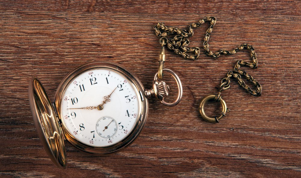 The Best Push Presents For New Dads Pocket Watch
