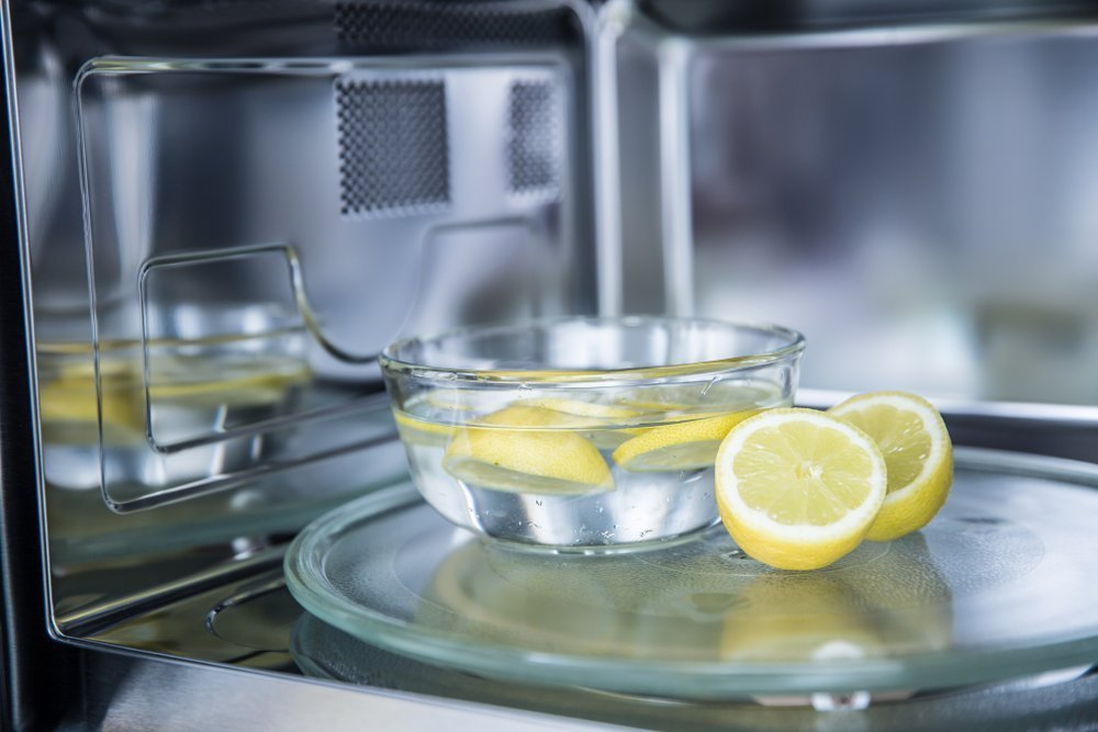 6 Ways To Use Lemons To Clean Your Home Clean Your Microwave