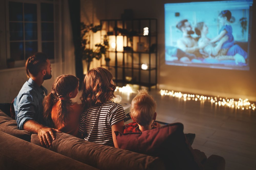 Fun Ideas For Family Night At Home Home Video Night