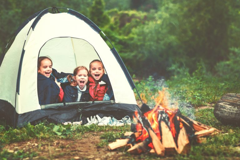 A Beginner's Guide To Camping With Kids