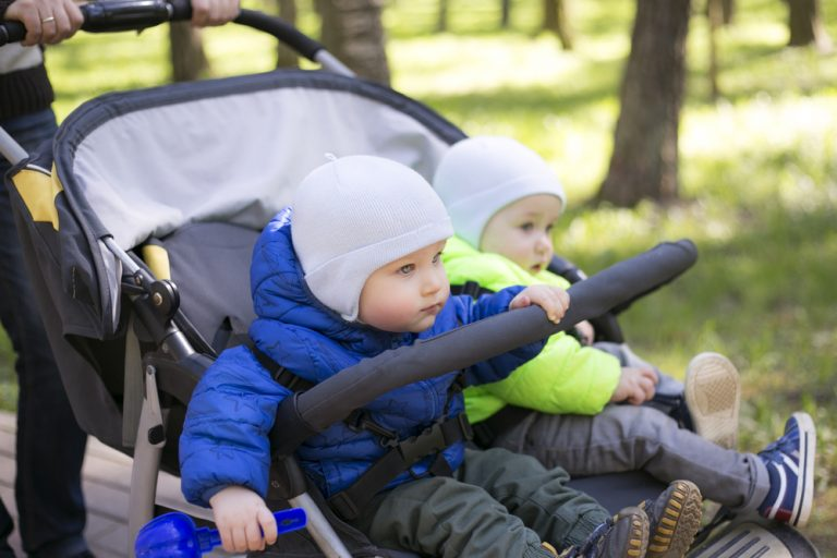 What To Consider When Buying A Double Stroller